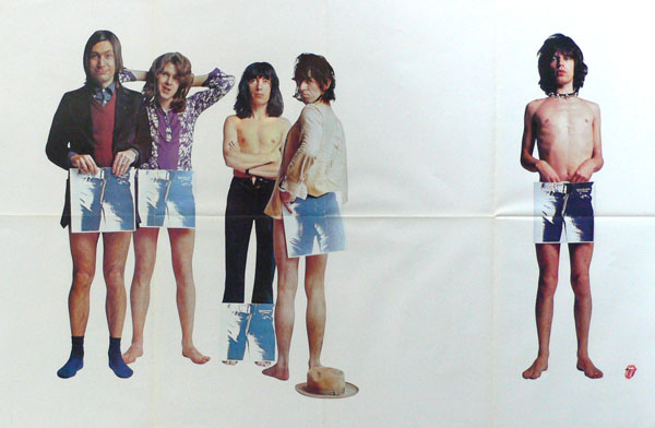 Sticky Fingers promo poster