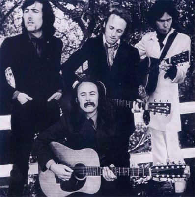 Some guys called Crosby, Stills, Nash & Young