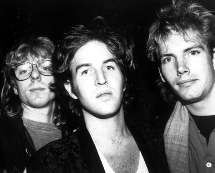 The Dream Syndicate, somewhere in the '80s