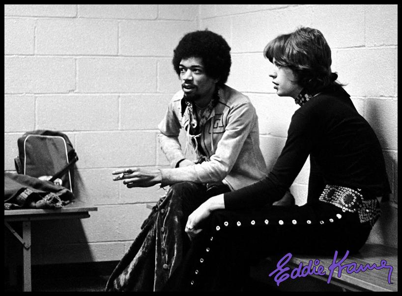 STILL REIGNING, STILL DREAMING: Jimi Hendrix Producer Eddie Kramer On The Making Of A Legend (2/6)