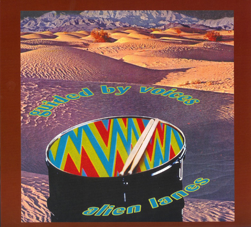 """How do you follow """"Bee Thousand""""? Why, by releasing an album arguably as good: '95's """"Alien Lanes."""""""