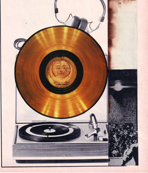 """Good For The Inner Ear"" collage (Yes, GBV is!); taken from Pollard's ""Town of Mirrors"""