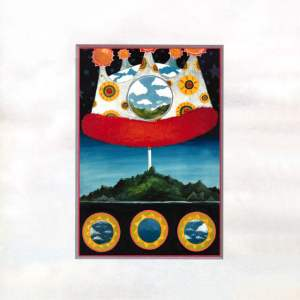 "The LP cover of Olivia Tremor Control's ""Dusk At Cubist Castle"": Otherwise known as one of my favorite albums of the '90s."