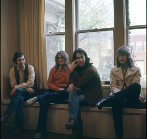 Sitting pretty: Big Star at rest (L-R: Chris Bell, Alex Chilton, Andy Hummel, Jody Stephens).