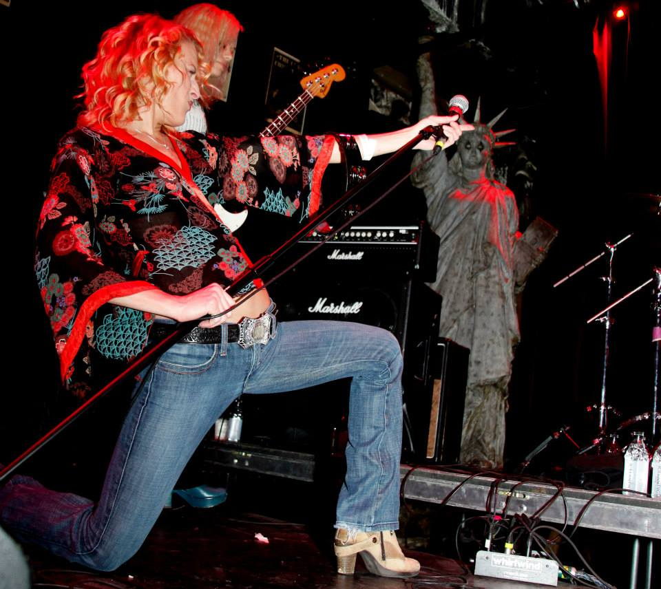 WHOLE LOTTA LED: All-Female Lez Zeppelin Bring All Their Love ... And Some Serious Chops Too (3/5)