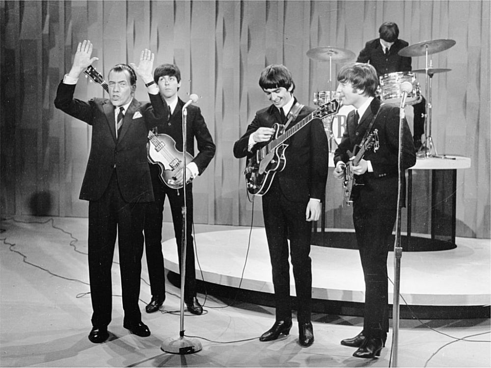 A SHALLOW SALUTE: Why The Beatles Were So Much Better Than This (And Dave Grohl) (4/6)