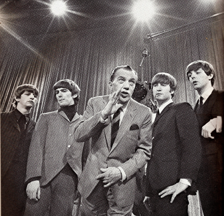 A SHALLOW SALUTE: Why The Beatles Were So Much Better Than This (And Dave Grohl) (2/6)