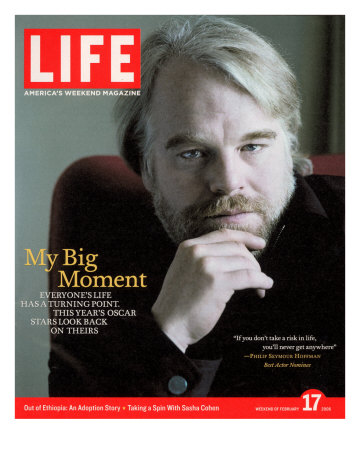 BEFORE THE DEVIL KNOWS YOU'RE DEAD: Remembering Philip Seymour Hoffman (1/6)