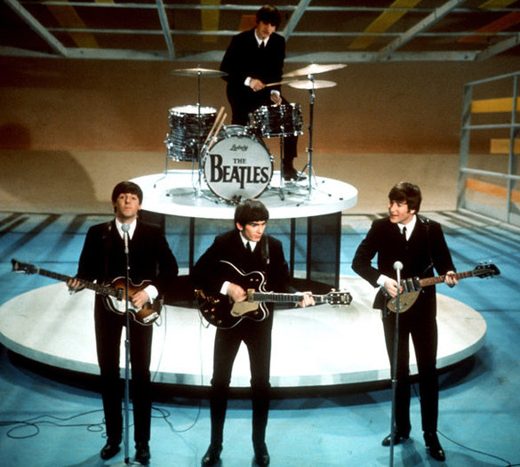 Beatles, Ed Sullivan