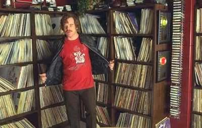 "Let It Blurt: Hoffman  as legendary rock critic Lester Bangs in the movie he steals, ""Almost Famous."""