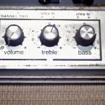 Original amp used circa '71-'72 tours.