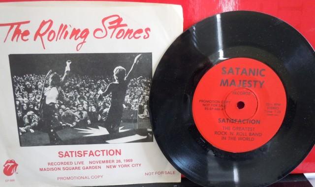 Bootleg '69 tour EP.