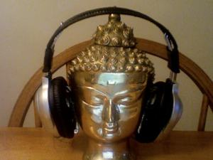 HEADPHONE HEADS:  The Goldfinger side effect you can expect from listening to Wheat's gold soundz.