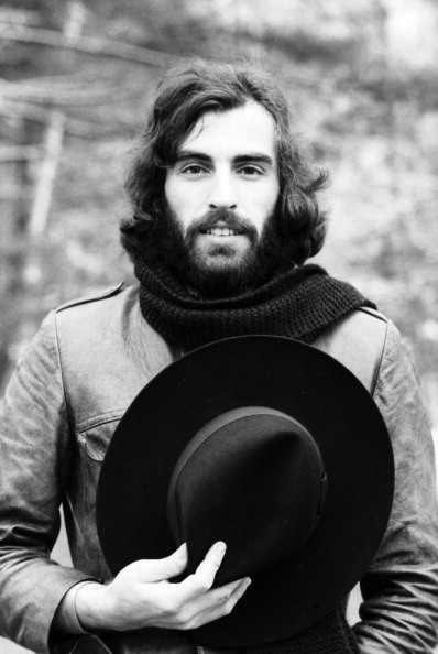 Richard Manuel, Woodstock, NY. December 1969. Photo by David Gahr/Getty Images
