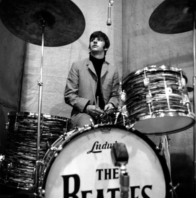 Ringo during the