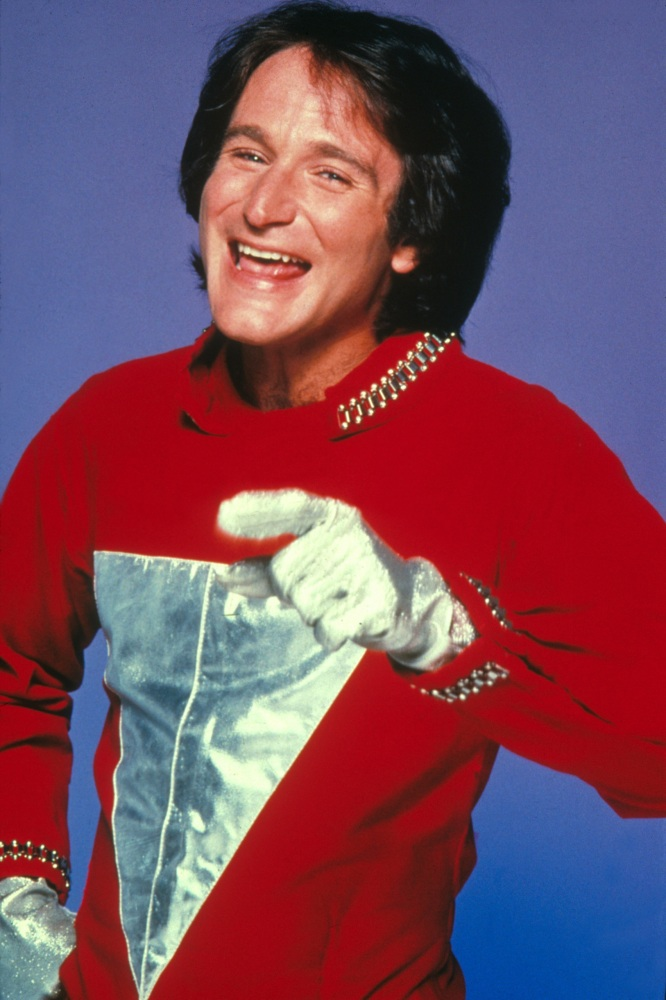 SEND IN THE CLOWNS: Remembering Robin Williams (1951-2014) (2/3)