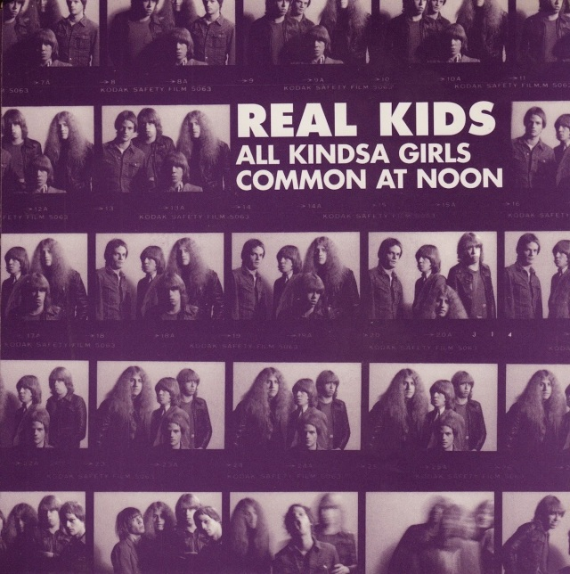 PHOTO FINISH: 'All Kindsa Girls/Common At Noon' single. So which track was better? They're both 'A-sides' if you ask me!