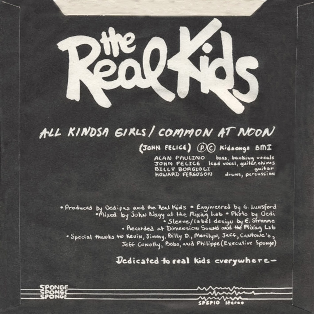 RETURN OF THE REAL KIDS PART I: Solid Gold (Thru and Thru)  (3/4)