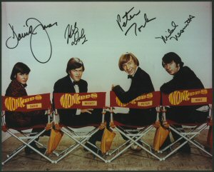 Screen Gems Stars: The Monkees, ready for their close-up, 1966