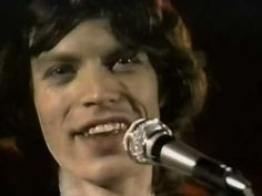 Screen grab of Mick Jagger onstage at the Marquee Club, April 26, 1971.