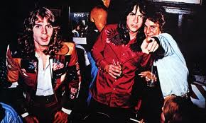 L-R: Jody Stephens, Andy Hummel, Alex Chilton.