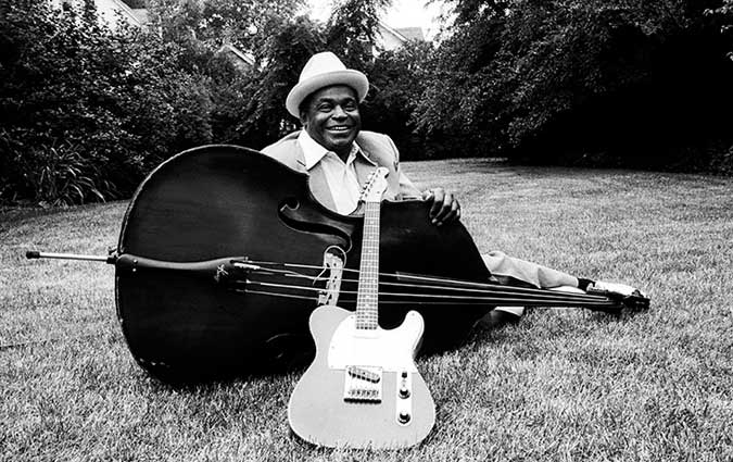 FROM LITTLE RED ROOSTER TO HOOCHIE COOCHIE MAN: Reflections On Willie Dixon, Blues' Biggest Songwriter, At 100 (1/5)