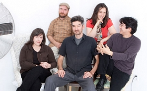 The Magnetic Fields now (photos courtesty Merge Records website and EPK)