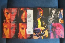 Inside gatefold cover and Japanese-style OBI strip to 'Ziggy Stardust', Rykodisc, 1990