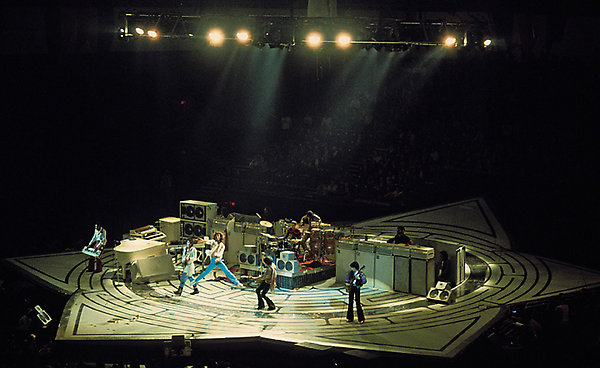 Rolling Stones Earls Court London 1976