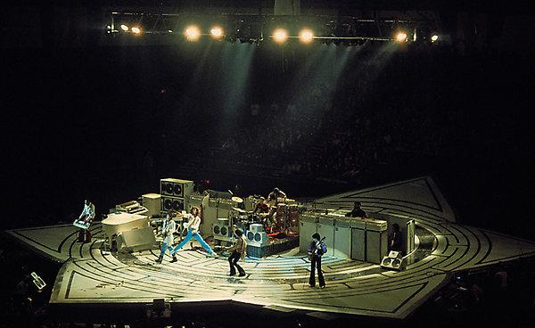 Rolling Stones Earls Court London 1976
