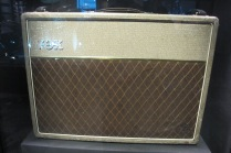 The Vox amp that got Bill the gig.