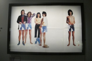 Sticky Fingers promotional poster, 1971