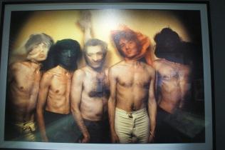David Bailey portrait, 1973
