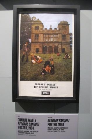 """Promotional advert for 1968's """"Beggars Banquet,"""" arguably the finest album they ever made."""