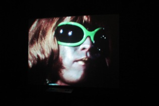 "Bug-Eyed Brian in the ""Jumpin' Jack Flash"" video, 1968"